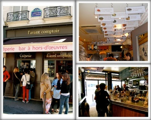 The Shared Appetite lists l'Avant Comptoir Paris