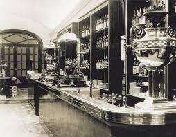Bar in Italy